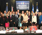 UTSA hosts Mexico-U.S. Entrepreneurship and Innovation Council (MUSEIC) Meeting April 23-25