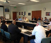 Congressman Pete Gallego Attends Small Business Roundtable hosted by the UTSA SBDC