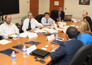 UTSA Hosts Delegation from the Inter-American Development Bank to Discuss SBDC Model