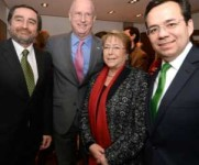 Chile opens first of 50 Small Business Development Centers with the guidance of UTSA Institute for Economic Development