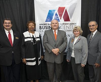 UTSA's MBDA Business Center San Antonio tops 40 Business Centers Nationwide: No. 1 in Job Creation across the National Minority Business Development Agency (MBDA)